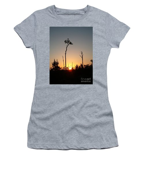 Gulf Shores Sunset Women's T-Shirt (Athletic Fit)