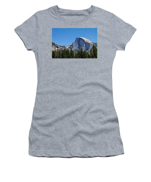 Half Dome Women's T-Shirt (Athletic Fit)