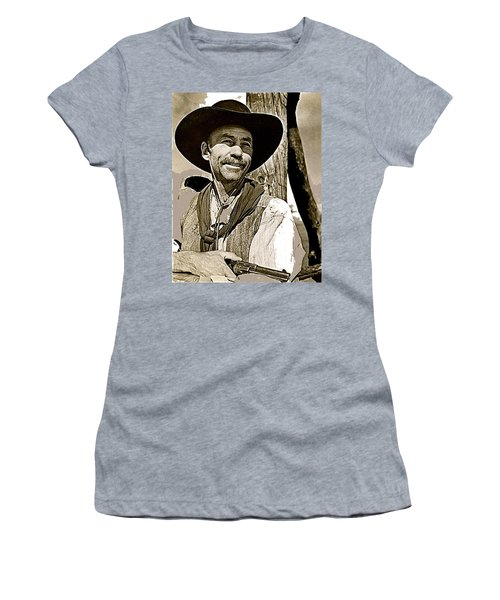 Hank Worden Publicity Photo Red River 1948-2013 Women's T-Shirt