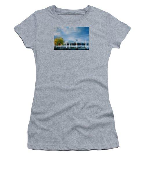 Harbor Reflections Women's T-Shirt