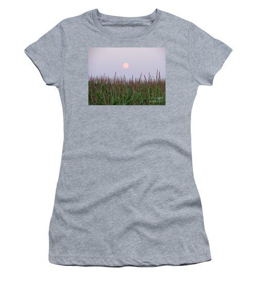 Harvest Moon Women's T-Shirt (Athletic Fit)