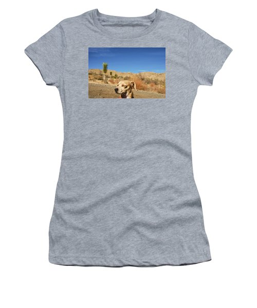 Women's T-Shirt (Junior Cut) featuring the photograph Headache by Angela J Wright