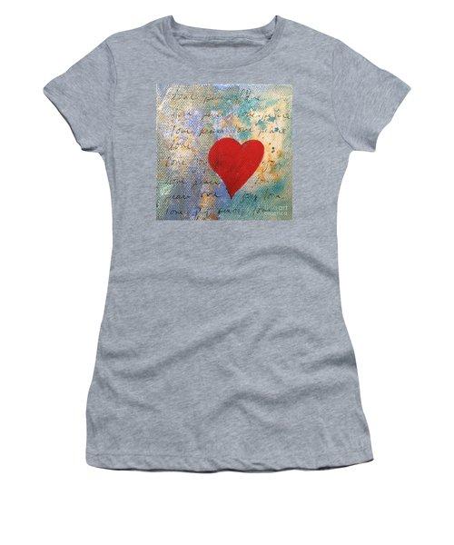 Heart #9 Women's T-Shirt