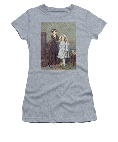Her First Communion Women's T-Shirt