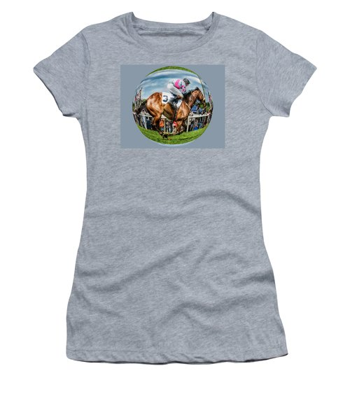 Here We Go Round In Circles Women's T-Shirt