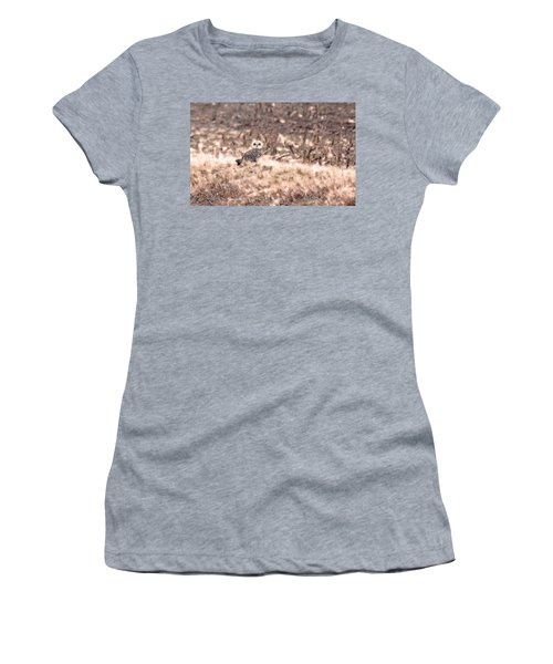 Hiding In Plain Sight Women's T-Shirt (Athletic Fit)
