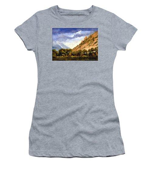 Hills Of Jackson Wyoming Women's T-Shirt
