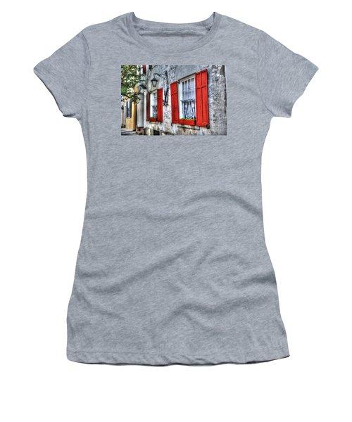 Historic Charleston Pirates House Women's T-Shirt