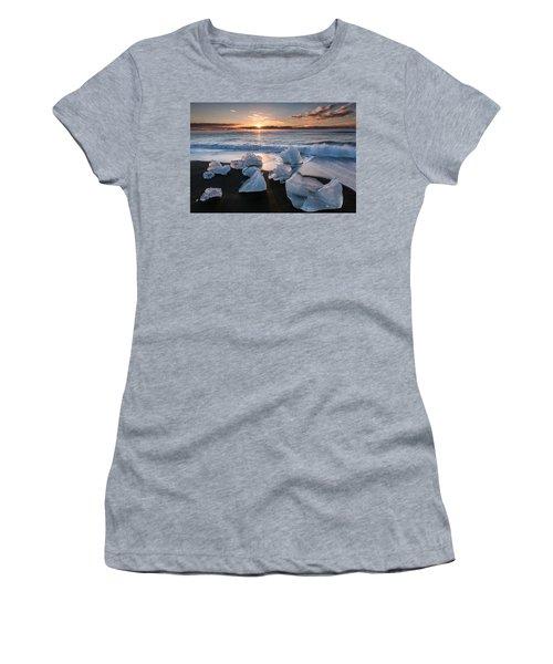 Hitching A Ride Women's T-Shirt
