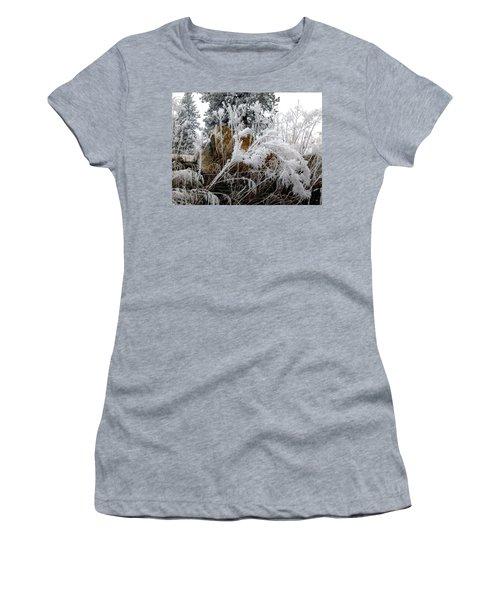 Hoarfrost 10  Women's T-Shirt
