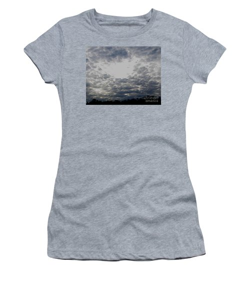 Hole In The Sky Women's T-Shirt (Athletic Fit)