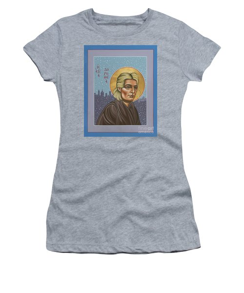 Holy Prophet Dorothy Day 154 Women's T-Shirt