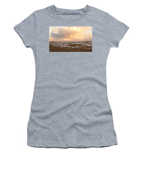 Hope For The Desolate Women's T-Shirt (Athletic Fit)