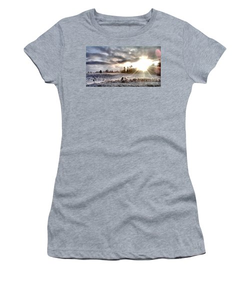 Hope - Landscape Version Women's T-Shirt