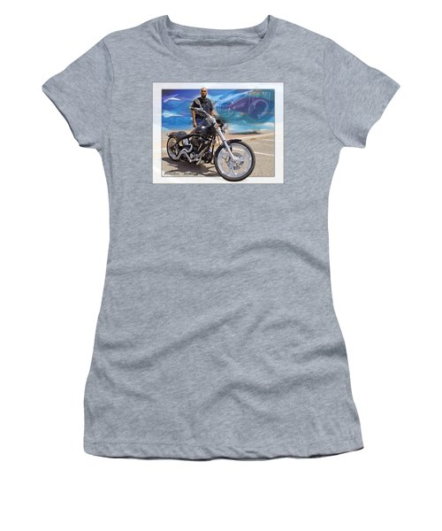 Horses Of Iron10 Women's T-Shirt (Athletic Fit)