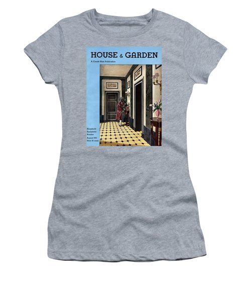 House And Garden Household Equipment Number Women's T-Shirt