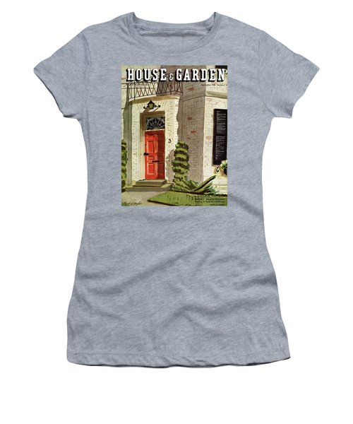 House And Garden Trends In Decorating Cover Women's T-Shirt
