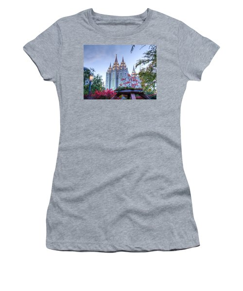 House Of The Lord Women's T-Shirt (Athletic Fit)