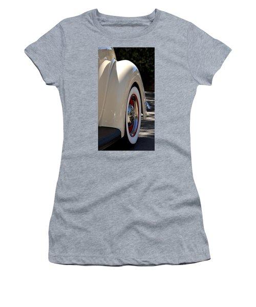 Women's T-Shirt (Junior Cut) featuring the photograph Hr-40 by Dean Ferreira