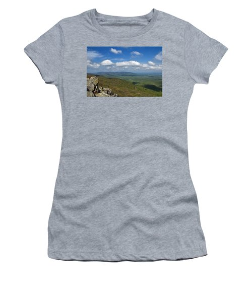Humpback Rocks View South Women's T-Shirt