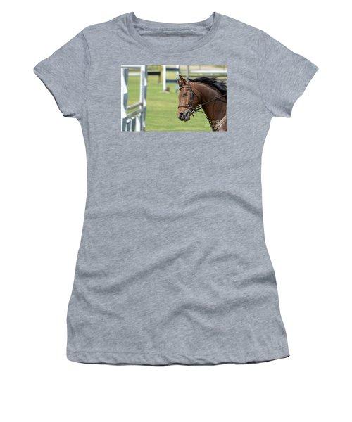 Hurdle Race Women's T-Shirt