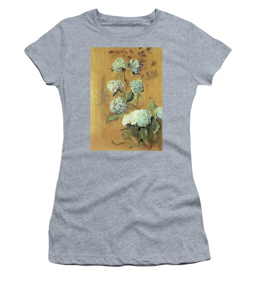 Hydrangeas Women's T-Shirt