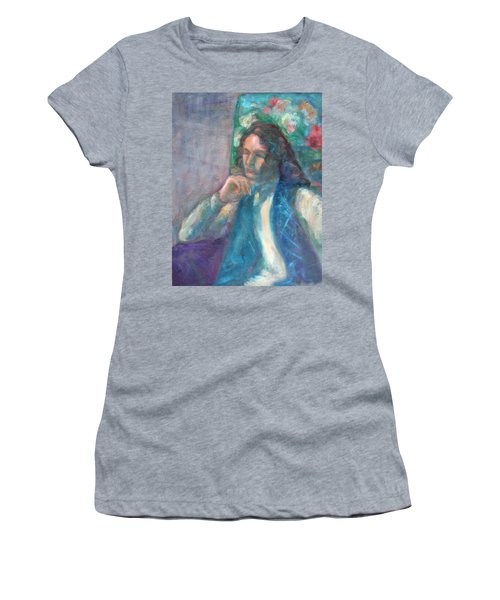 I Am Heathcliff - Original Painting  Women's T-Shirt