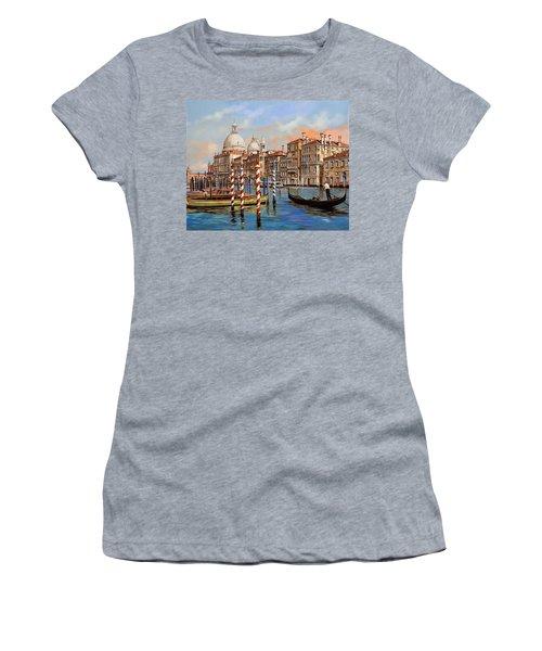 Il Canal Grande Women's T-Shirt
