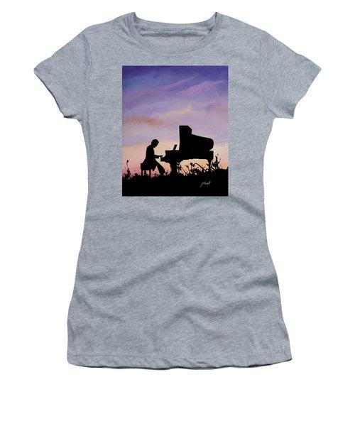 Il Pianista Women's T-Shirt