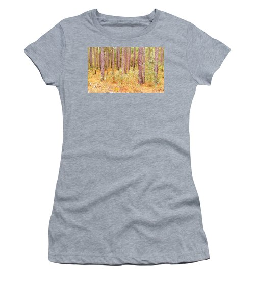 Imaginary Forest Women's T-Shirt (Athletic Fit)