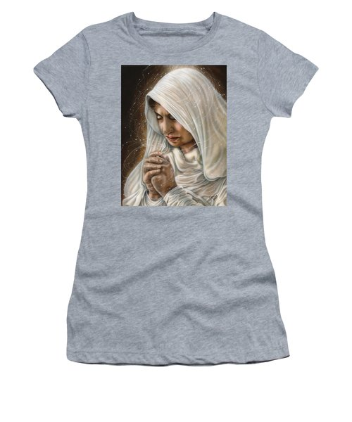 Immaculate Conception - Mothers Joy Women's T-Shirt (Athletic Fit)