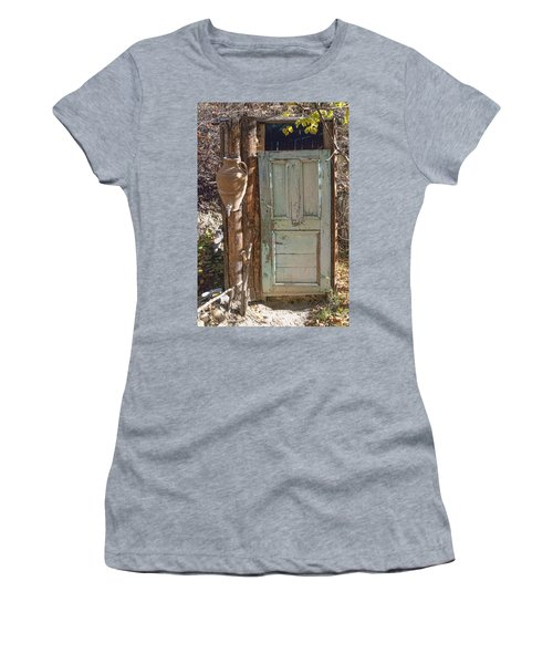 Improvised Outhouse Women's T-Shirt (Athletic Fit)