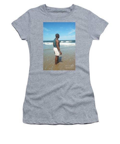 In Deep Thought Women's T-Shirt