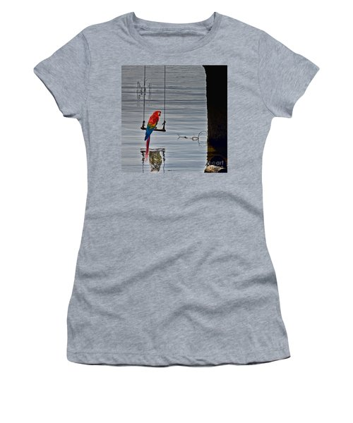 In Reflective Mood Women's T-Shirt