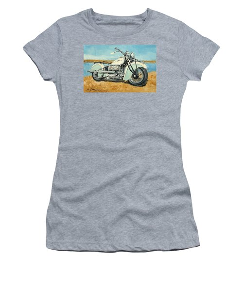 Indian Four 1941 Women's T-Shirt (Athletic Fit)