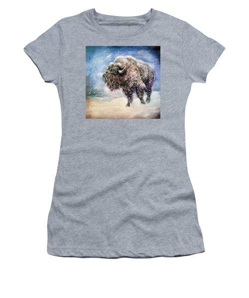 Infinite Endurance Women's T-Shirt (Athletic Fit)