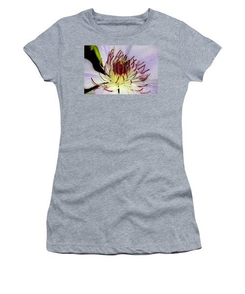 Inside A Clematis Women's T-Shirt