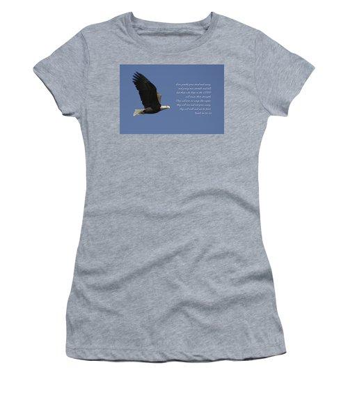 Isaiah 40 Women's T-Shirt