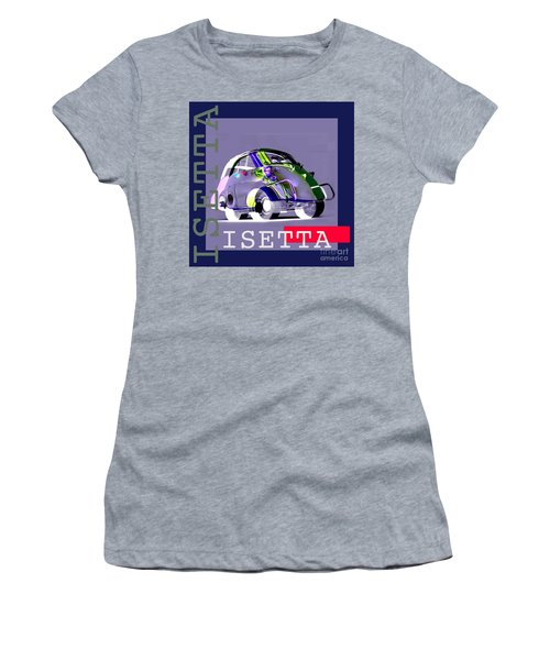 Isetta Women's T-Shirt (Athletic Fit)