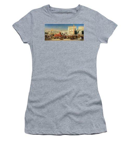 Israel In Egypt, 1867 Women's T-Shirt