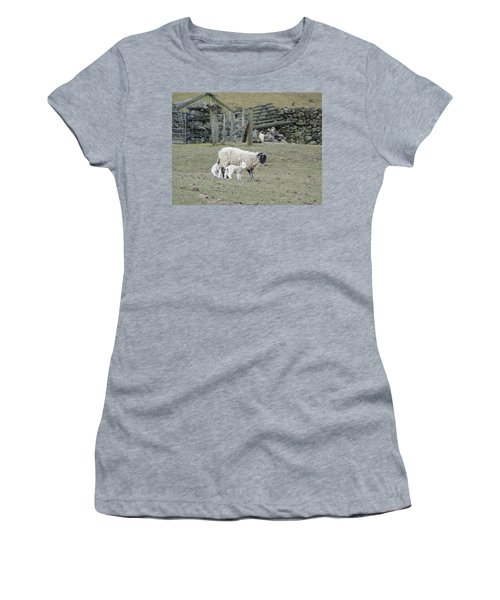 It's Spring Time Women's T-Shirt (Athletic Fit)
