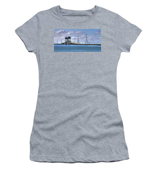 James River Bridge Women's T-Shirt