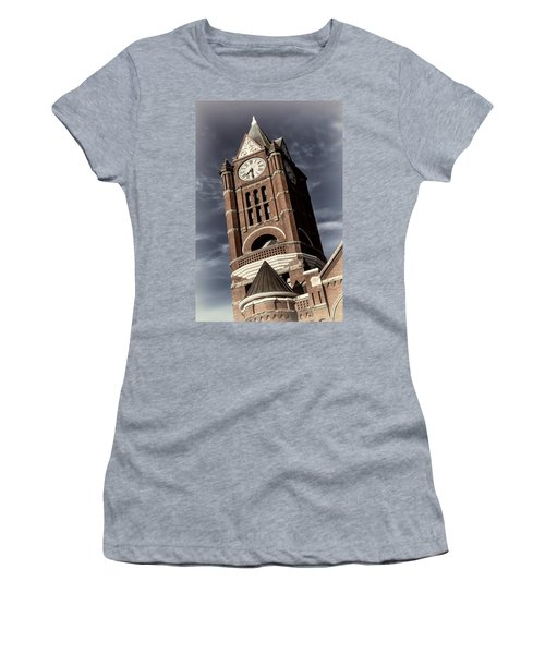 Jefferson County Courthouse Clock Tower Women's T-Shirt