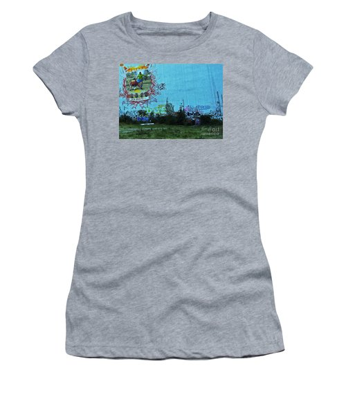 Joga Bonito - The Beautiful Game Women's T-Shirt (Athletic Fit)