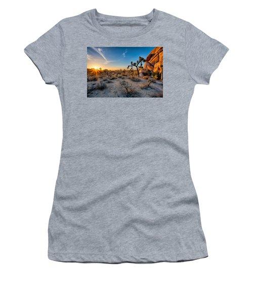Joshua's Sunset Women's T-Shirt