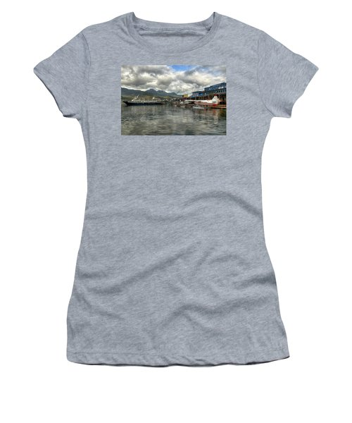 Juneau's Hangar On The Wharf Women's T-Shirt
