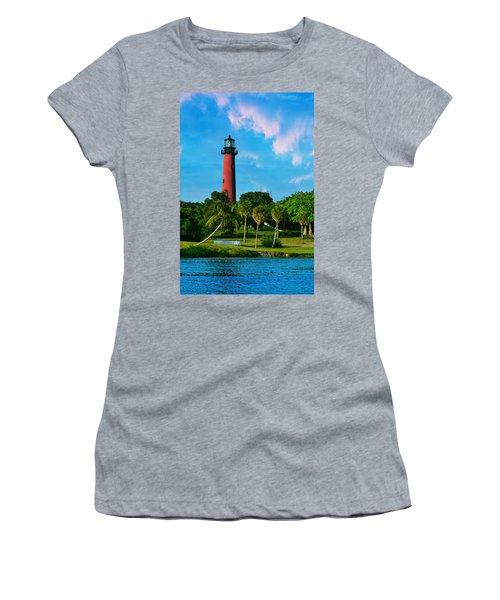 Jupiter Florida Lighthouse Women's T-Shirt
