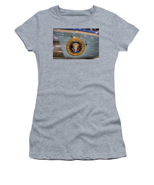 Kennedy Air Force One Women's T-Shirt