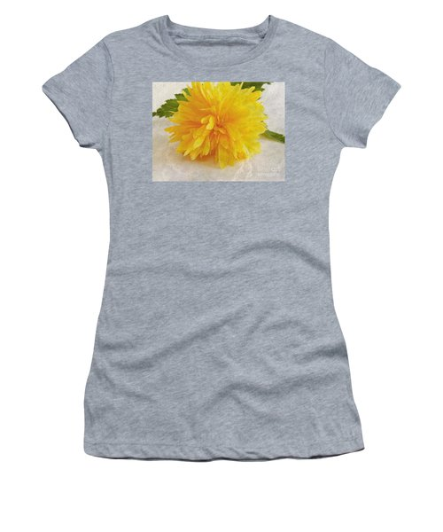Kerria Japonica Women's T-Shirt