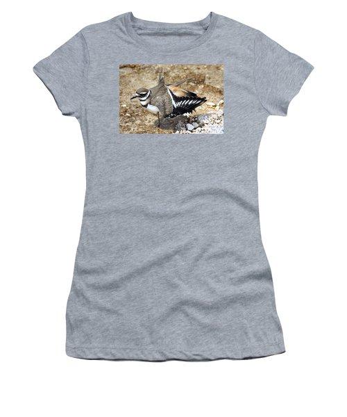 Killdeer Fakeout Women's T-Shirt